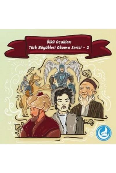 Türk Büyükleri Okuma Sersi 2