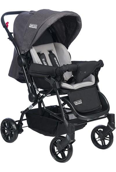 TommyBaby Elegant Çift Yönlü Bebek Arabası Puset