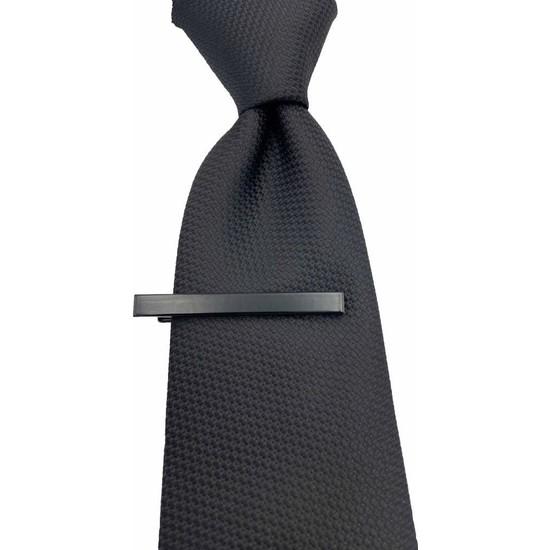 Brianze Siyah Kravat Iğnesi