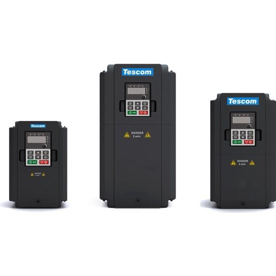 Tescom 5,5 Hp 3 Faz 380 V Çıkış - 4 Kw Solar Motor Sürücü / Inverter