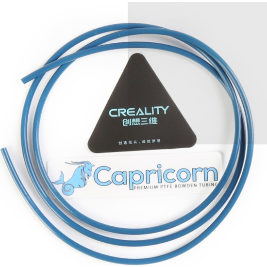 Creality 3D Creality Capricorn Teflon Tube 1.1m