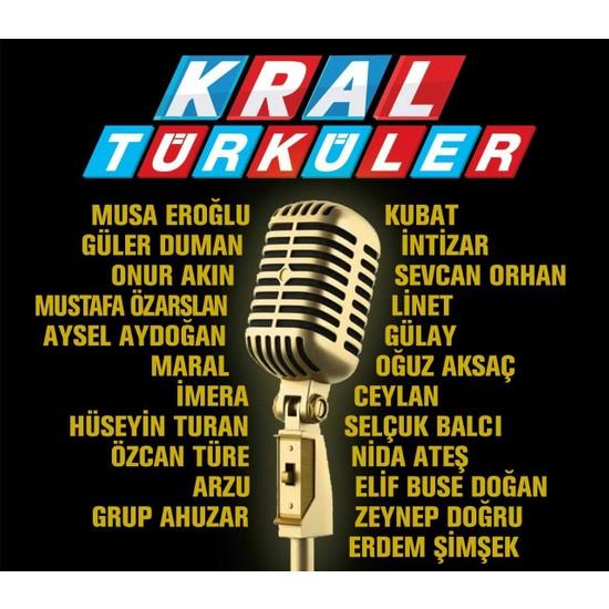 Kral Türküler (2'li Cd)
