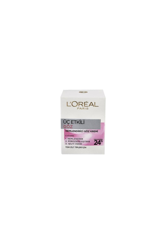 Loreal Triple Action Eye Cream 15ml