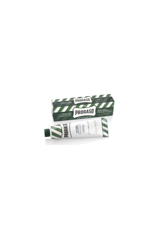 Proraso Eucalyptus Oil and Menthol Shaving Cream