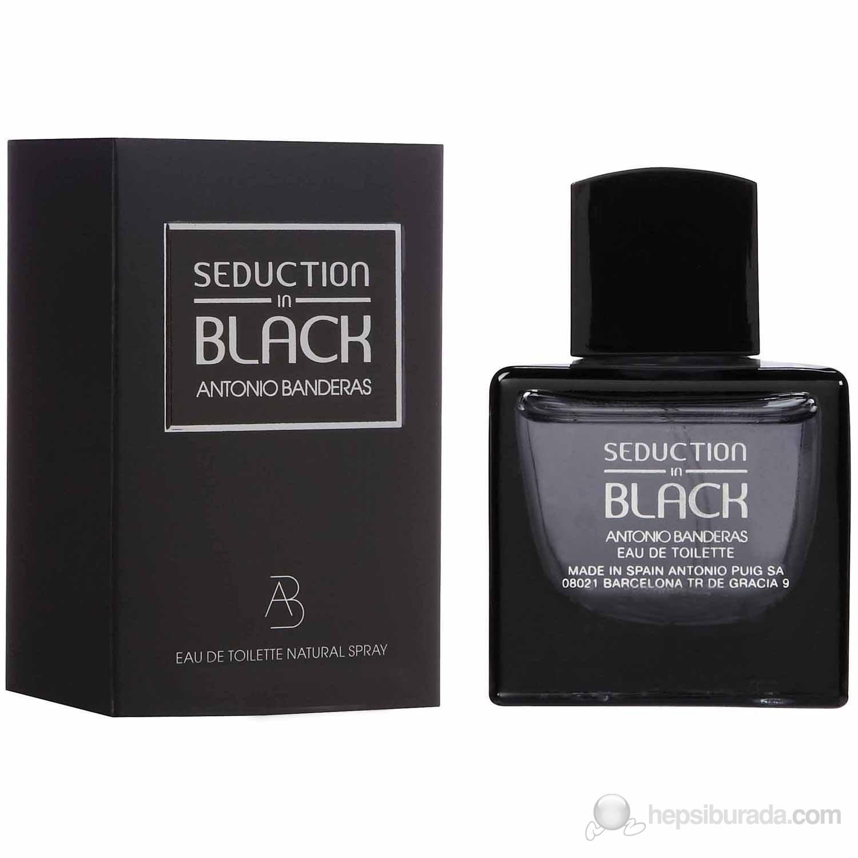 Antonio Banderas Seduction In Black Edt 100 Ml Erkek Parfüm Fiyatı