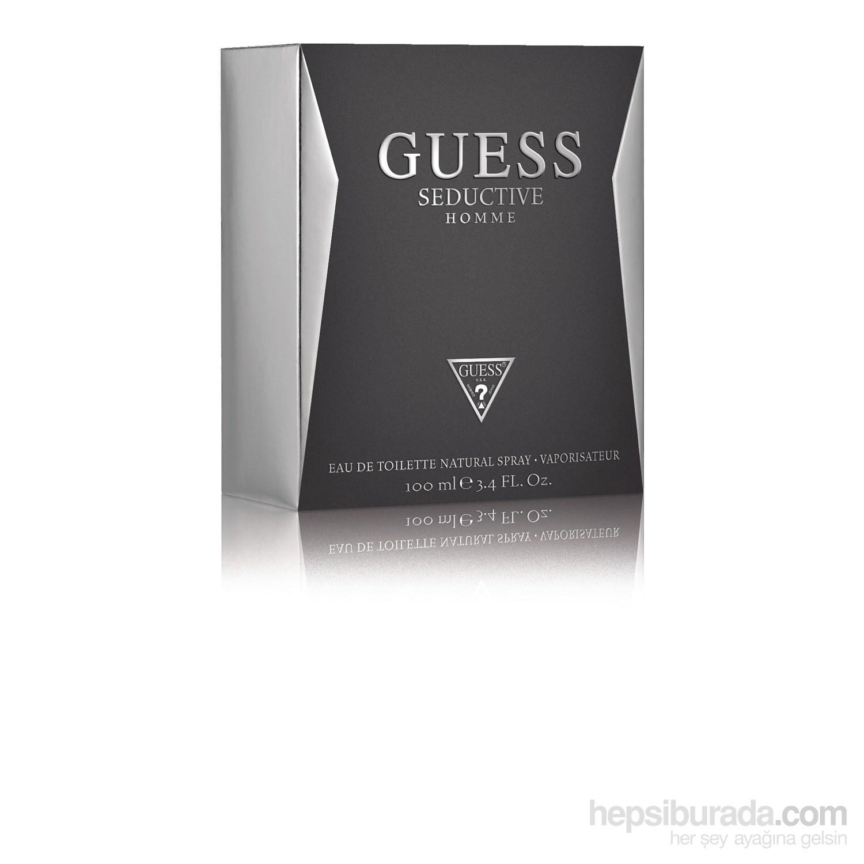 Guess Seductive Homme Edt 100 Ml Erkek Parfümü Fiyatı