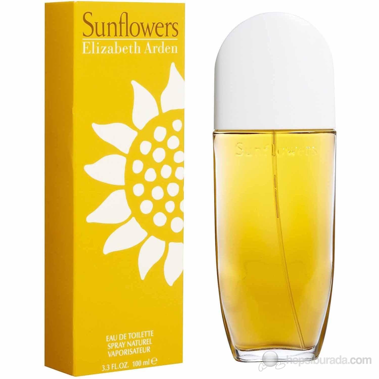 elizabeth arden sunflowers