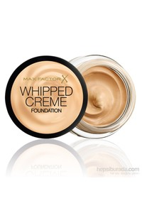 Max Factor Whipped Creme Foundation 80 Bronze Matting
