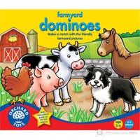 Orchard Farmyard Dominoes / 3 - 6 Yaş