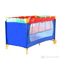Tripper 2 katlı Oyun Parkı 70x120cm - Multicolor