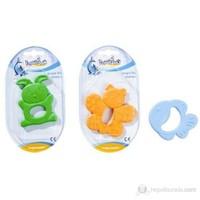 Bambino Jungle Diş Halkası - Mavi
