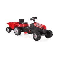 Pilsan Actıve Römorklu Traktör Zincirli-Kırmızı