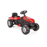 Pilsan Actıve Tractor Zincirli Pedallı-Kırmızı