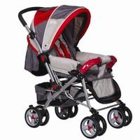 Rosso 6600 Lüx Çift Yönlü Bebek Arabası Puset