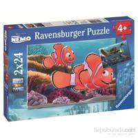 Ravensburger WD Nemo - 2x24 Parçalı