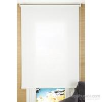 Comforsun Beyaz Transparan Screen Stor Perde 60x200