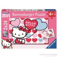 Ravensburger Hello Kitty - 2x24 Parçalı