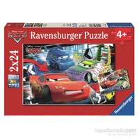 Ravensburger WD Cars - 2x24 Parçalı