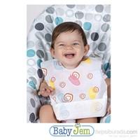 BabyJem Tek Kullanımlık Mama Önlüğü 20'li