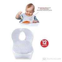 Sevi Bebe Kullan At Mama Önlüğü (12 Adet)