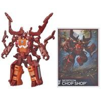 Transformers Chop Shop Figür 10 Cm