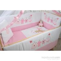 Bebekonfor Sweet Pink Uyku Seti