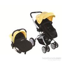 Kraft Twıst Rlx Travel Bebek Arabası - Sarı