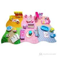 Hello Kitty Evim Güzel Evim - Full Set