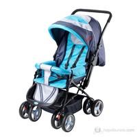 Baby2go Camino 4036 Puset Bebek Arabası - Mavi