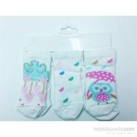 Premom Sunshine 3'Lü Soket Çorap