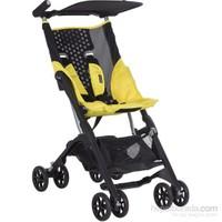 Soo Baby Pockit Baston Bebek Arabası - Yellow