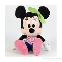 Disney Peluş I Love Minnie İlkbahar - Jeans 20Cm