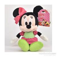 Disney Peluş I Love Minnie Renk Cümbüşü 20Cm
