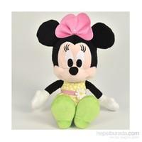 Disney Peluş I Love Minnie İlkbahar -Bahar Çiçeği 25Cm