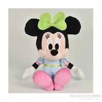 Disney Peluş I Love Minnie İlkbahar - Pötikare 25Cm