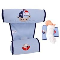 Sevi Baby Güvenli Yan Yatış Yastığı Mavi