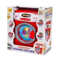Can-Em Oyuncak Kutulu Pilli Çamaşır Makinesi