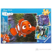 Wd Finding Nemo Akvaryum 3x49 Parçalı