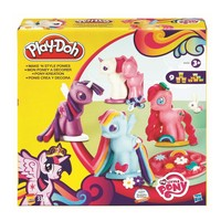 Play-Doh Pony Tasarım Seti