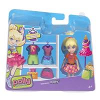 Polly Pocket Pp Polly Ve Renkli Kıyafetleri