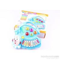 Nani Toys Bebe Koordinasyon Tren Piyano