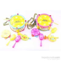 Nani Toys 2'li Renkli Müzik Bando Seti