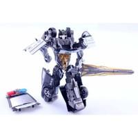Learning Toys Işıklı ve Müzikli Transformers Araba Robot