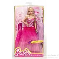 Barbie Ve Büyüleyici Pembe Elbisesi - Kabarık Elbise