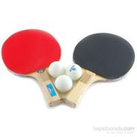 Vardem Masa Tenisi Seti Raket Ve Topları