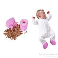 Sevi Bebe Gaz Giderici Termal Patik - Pembe
