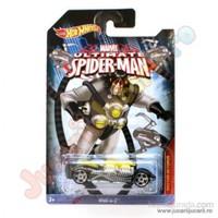 Hot Wheels Arabalar Muhteşem Örümcek Adam Serisi What-4-2