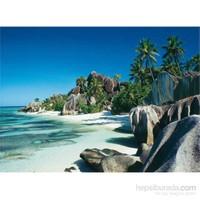 Clementoni 500 Parça Puzzle Seychelles