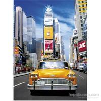 Clementoni 500 Parça Puzzle Taxi in Time Square