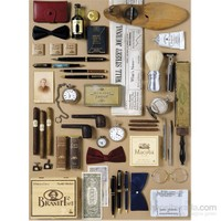 Clementoni 500 Parça Puzzle Ev Koleksiyonu - Gentlemen